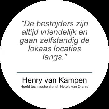 Henry van Kampen over Prosekt
