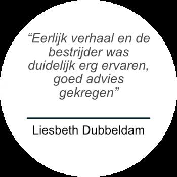 Liesbeth Dubbeldam over Prospekt